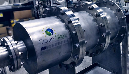 Clean Sky 2. The UPV leads SACOC, key project to a sustainable aerial transport